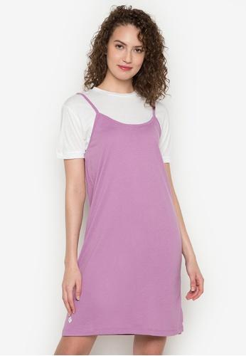 Verve Street purple Jolie Dress VE915AA0JXHQPH_1