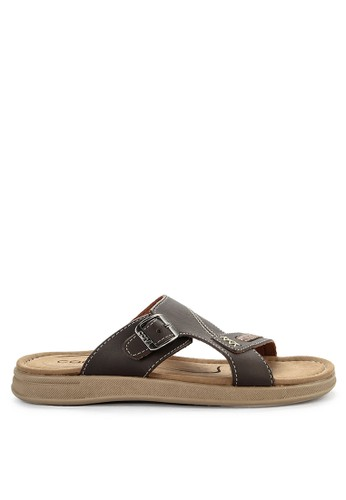 CARVIL brown Sandal Casual Men Hummer-02M B6EA1SH5FB9874GS_1