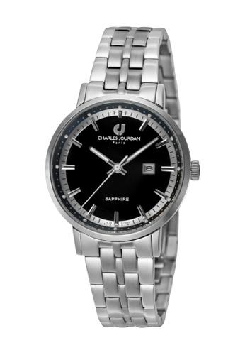 Charles Jourdan silver Charles Jourdan Women CJ1050-2332 Silver Stainless Steel Watch E4656AC3044646GS_1