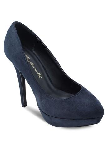 厚esprit 童裝底高跟鞋, 女鞋, 厚底高跟鞋