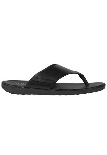 Tomaz black Tomaz C383 Mens Sandals (Black) A8792SH141BA11GS_1