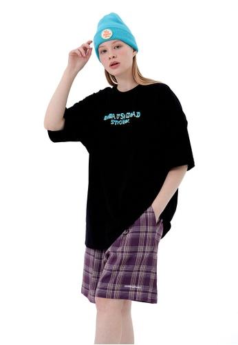 Twenty Eight Shoes English Printed T-shirt With Theme HH1156 EB60FAA27BECB9GS_1
