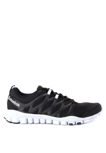 Reebok black Realflex Train 4.0 Training Shoes RE600SH63OEUPH_1