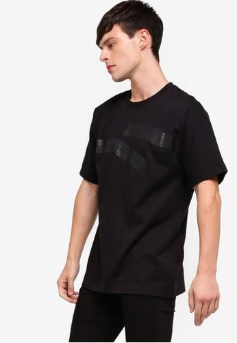 adidas black adidas originals nmd t-shirt FCFC1AA7DD3196GS_1