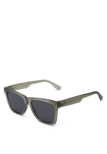 Hawkers grey HAWKERS ?Frozen Grey Dark SUNSET Sunnies A0E9CGL6907A9DGS_1