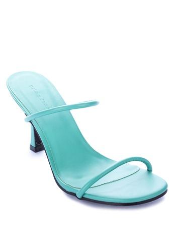 Primadonna green Strappy Heels 2CAD3SH9B899B4GS_1