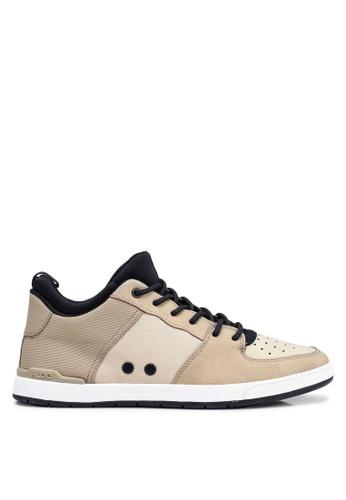 ALDO brown Fareviel Sneakers 37C73SH9C821ABGS_1