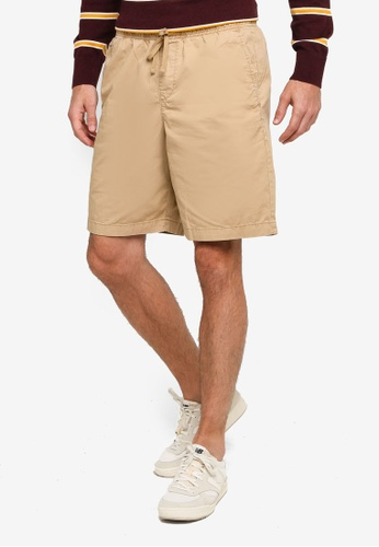 GAP red Easy Shorts 53868AAC48D127GS_1