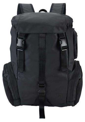 Nixon black Nixon - Waterlock Backpack - Water-Repellent All Black (C2899001) 2BFDFAC63A440BGS_1