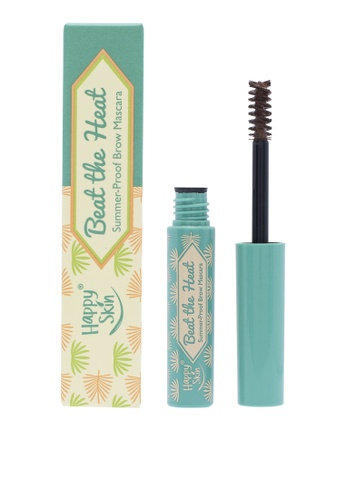 Happy Skin brown Beat The Heat Summer-Proof Brow Mascara in Deep Brown A9CF5BEBE87DCAGS_1