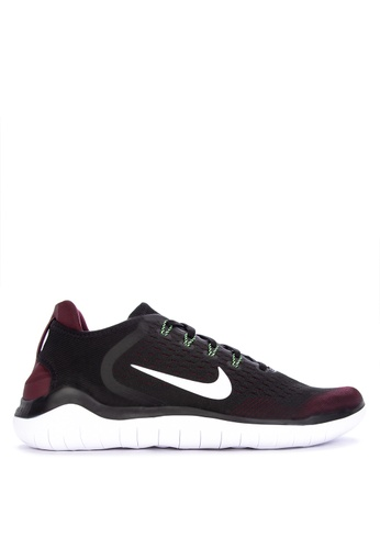 Nike red Nike Free Rn 2018 Shoes D21B3SHA2F855AGS_1