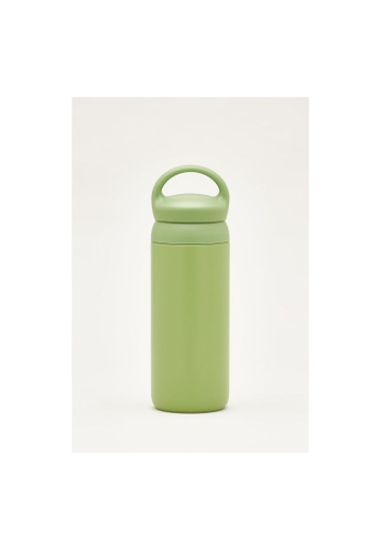 KINTO green Kinto Insulated Day Off Tumbler Water Bottle 500ML Green 6EA1EACD91C6E6GS_1