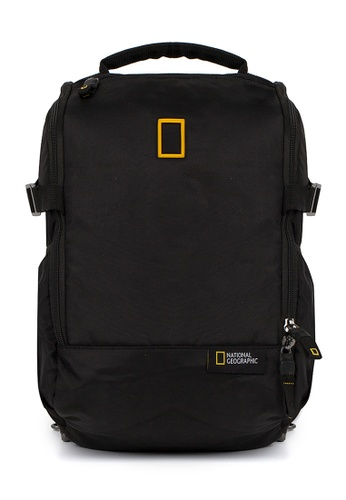 National Geographic black National Geographic Recovery Sling Bag EA384AC946FA21GS_1