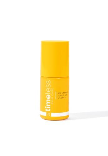 Timeless Skin Care Timeless Skin Care 20% Vitamin C + E Ferulic Acid Serum 30ml 62E6EBE178101AGS_1