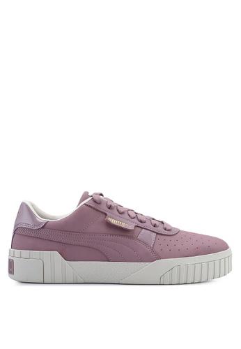 6ea28c22e8 PUMA purple Sportstyle Prime Cali Nubuck Women s Shoes BD4ABSHF8F2BA7GS 1