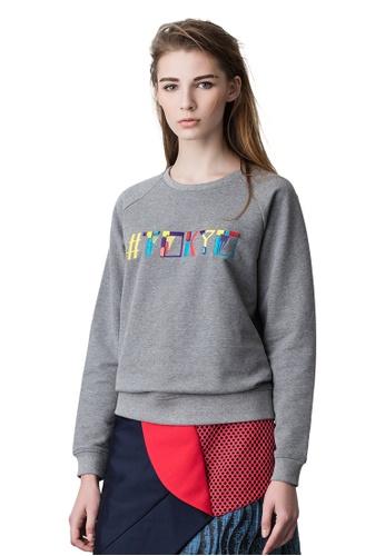N12H grey Tokyo Sweatshirt N1377AA0GQJTSG_1