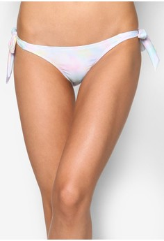 Ariel Pink Tie Dye Mermaid Tie Side Briefs