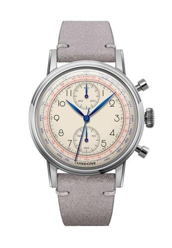 Undone grey and multi and silver Undone Vintage Killy Watch  UN712AC2VEJ4HK_1