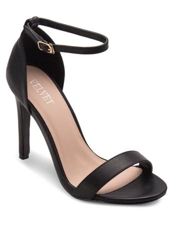 Allegra 包跟踝帶高跟涼鞋、 女鞋、 知性女強人VelvetAllegra包跟踝帶高跟涼鞋最新折價