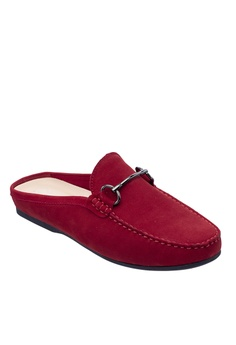 b7155944ccf 10% OFF Hush Puppies Hush Puppies Women s Kimberly Mule Loafer - Red RM  379.00 NOW RM 341.10 Sizes 5 6 7 8 9