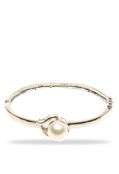 Asra High Quality Pearl Bangle