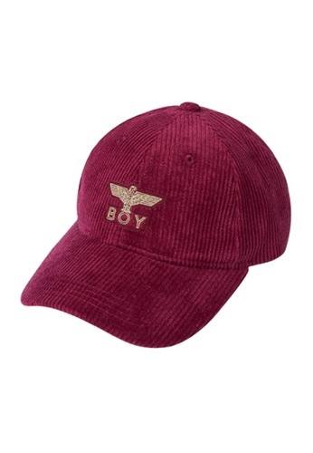 BOY LONDON purple EAGLE BOY BASEBALL CAP 7A0D8AC056E903GS_1