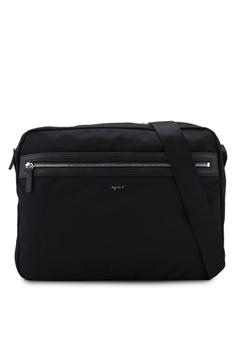 22068d60133 Agnes B black Crossbody Bag 9F0AEAC7350A74GS 1