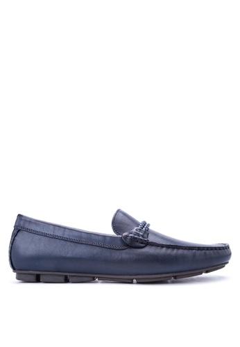 ALDO blue ALDO Fildes Loafers AL087SH56ZZBPH_1