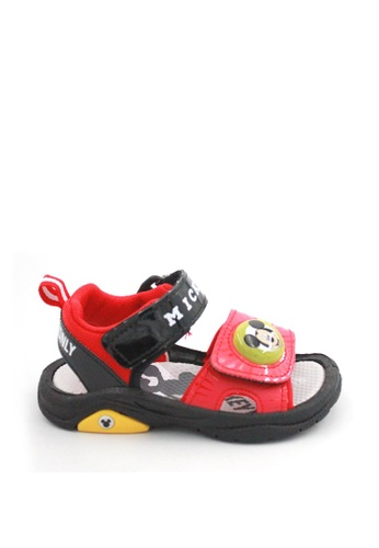Mickey red Mickey Sandal MK62-042  C80B5KS8297409GS_1