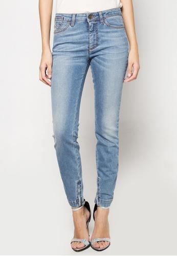 Dolce & Gabbana blue Slim Fit Denim Pants DA093AA09TUGPH_1