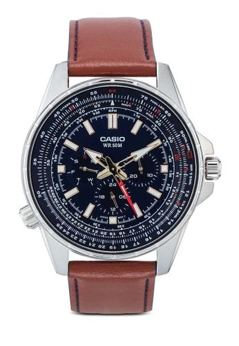 594822de16b Shop Casio Casio MTP-SW320L-2AVDF Watch Online on ZALORA Philippines