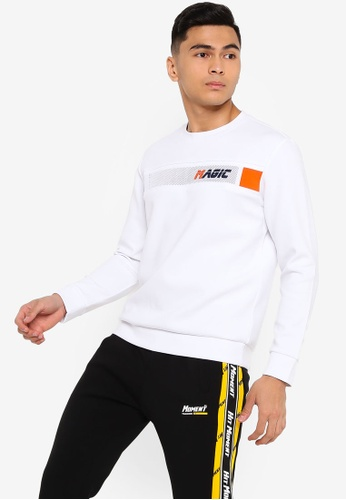 361° white Sports Life Sweater 78939AA7860BE5GS_1