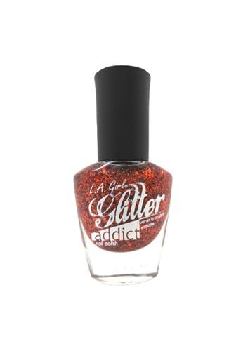 L.A Girl orange LA Girl Glitter Addict Flamboyant DFAD8BEFB9AD4EGS_1