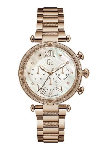 Gc Watch gold Gc Jam Tangan Wanita Y16114L1 B842BACBB0BC87GS_1