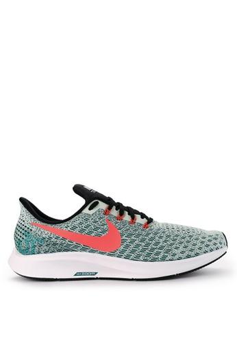 Nike multi and grey Nike Air Zoom Pegasus 35 Shoes 983A0SH233C8FAGS_1