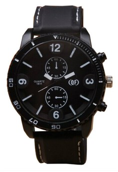 Men's Silicon Watch (QF watch 1044)