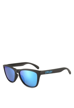 d9b1a2d88560a Oakley black Performance Lifestyle OO9245 Sunglasses BB1F0GLE6A2F8CGS 1