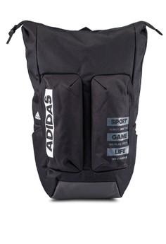 adidas-adidas 性能 運動 id 後背包