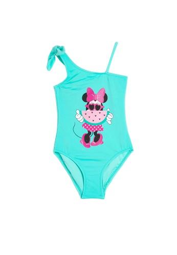 KOTON blue Minnie by Koton Swimsuit 764DAKA3D7FE39GS_1