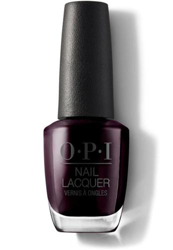 O.P.I black NLI43 - NL - BLACK CHERRY CHUTNEY 7F7DABEFB8FFEFGS_1