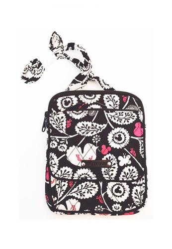 LULUGIFT Lulugift Bag Vera female mini square EBFAAAC93ADF4AGS_1