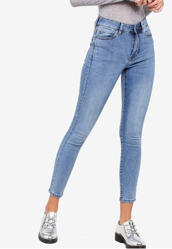 Dr Denim blue Erin Skinny Jeans 05E40AAC29F745GS_1