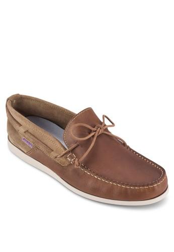 皮革船型鞋, esprit outlet 桃園鞋, 鞋