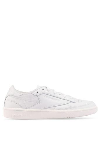 Reebok white Club C 85 DCN Shoes RE691SH0SW2OMY_1