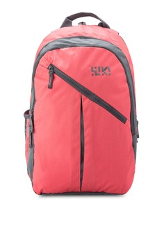 Stoppie Pink Backpack