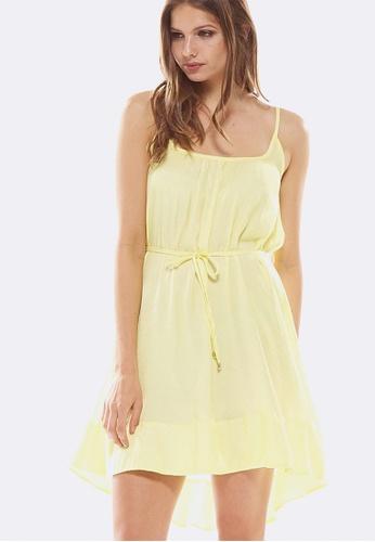 Deshabille yellow Belagio Dress DE081AA0HC3WSG_1