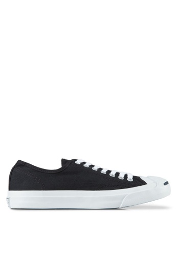 4641b741aed Converse black Jack Purcell Canvas CP Ox Unisex Sneakers CO302SH34BMVSG 1