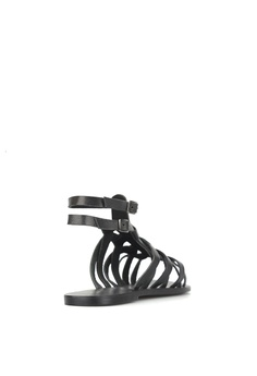 e08fa70a79d9 Betts Troy Leather Gladiator Sandals RM 287.00. Available in several sizes