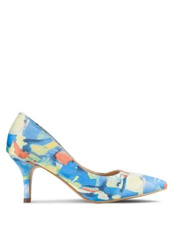 Sunnydaysweety blue Trendy Printed High Heel A0212BL 26400SH3A46A7FGS_1