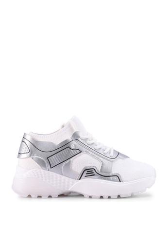 nose white Fashion Sneakers CB7FDSH49E48C3GS_1